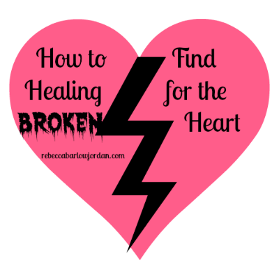 Bible promise healing broken heart God heals