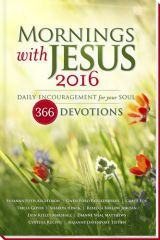 Mornings with Jesus 2016 - Guideposts devotional book with 366 devotions